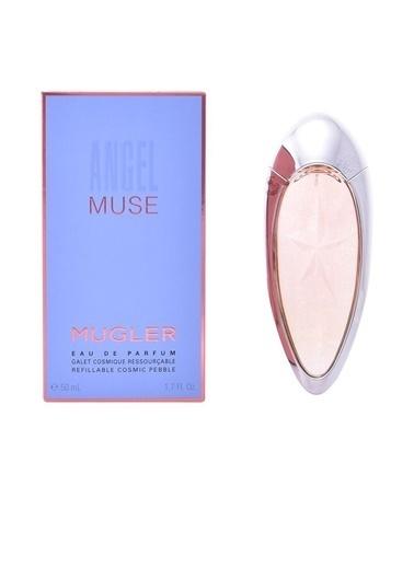 Thierry Mugler Angel Muse Refillable EDP 50 ml Kadın Parfümü Renksiz